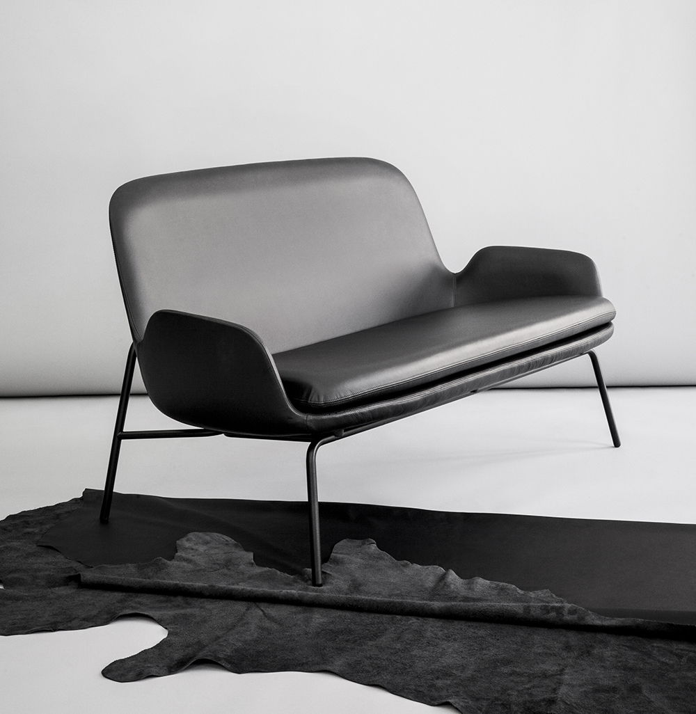 normann copenhagen sorensen leather. Black Bedroom Furniture Sets. Home Design Ideas