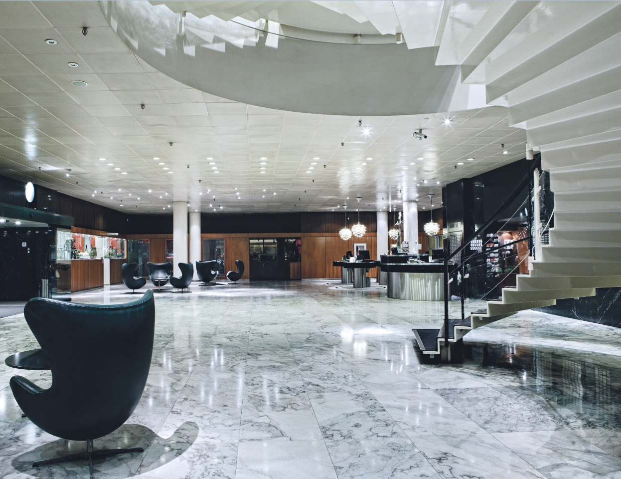 Radisson Blu Royal Hotel Sorensen Leather
