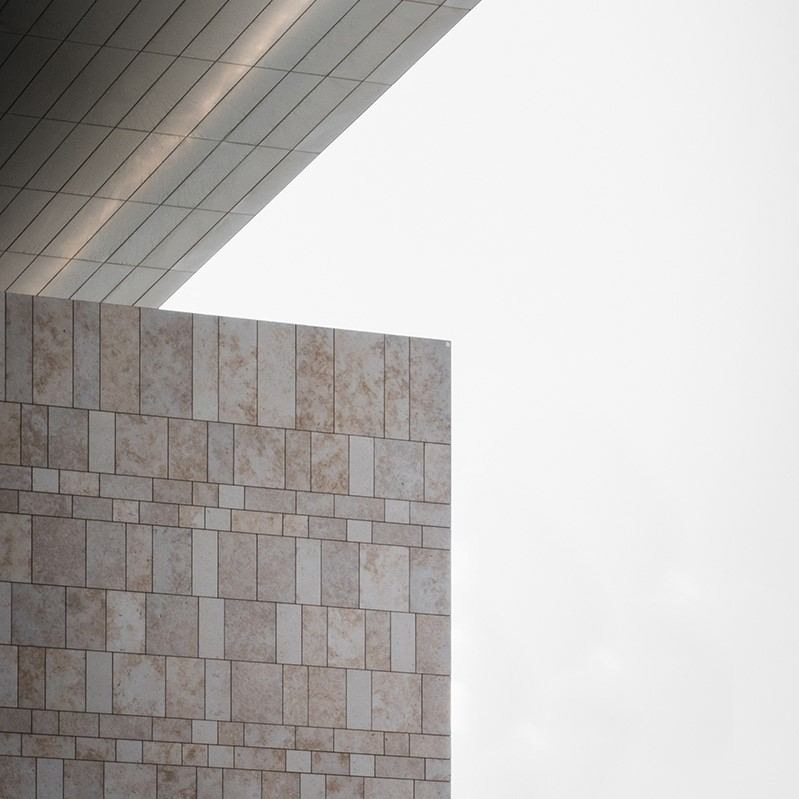 Royal Danish Opera House detail