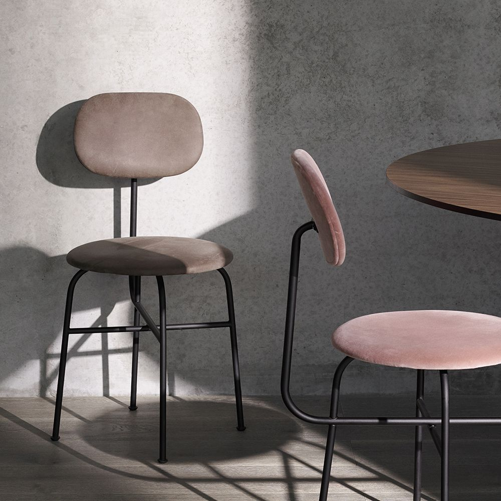 Menu Space Afteroom Chair crafted with Sørensen Leather